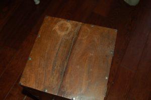 Quick Table Restoration