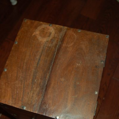 Quick Table Restoration