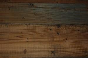 barn wood table tutorial