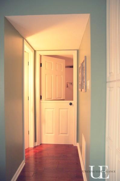 Dutch Door Tutorial Using A Hollow Core Door