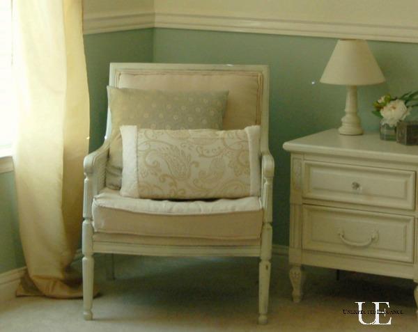 Nursery Chair Reupholster DIY