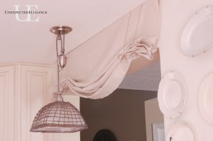 diy no sew balloon curtain
