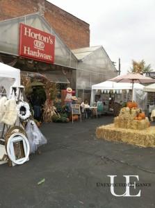 Horton's Autumn Market