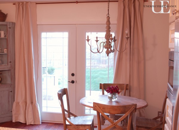New Kitchen Curtains For Less Unexpected Elegance