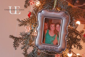 DIY Engraved Ornament Gift Tutorial from Unexpected Elegance