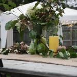 Table decor for Teacher Themed party