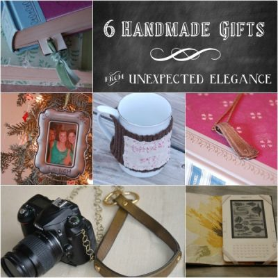 6 Handmade Gifts for the People YOU Love!
