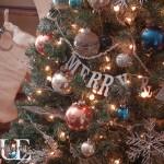 christmas tree hop button