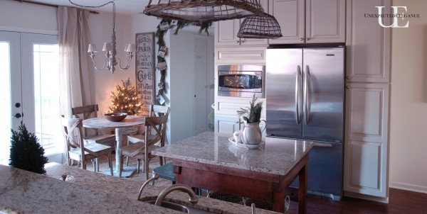 Christmas Kitchen at Unexpected Elegance