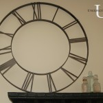 DIY Pottery Barn Inspired Clock Face