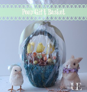 Peep Pop Gift Basket from Unexpected Elegance