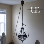 Hanging Light for Entry at Unexpected Elegance (1 of 1)