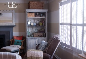 DIY Repurposed Shutters