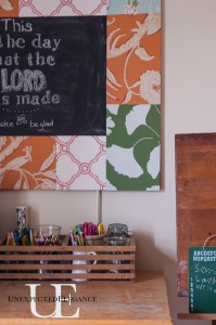 Tips For Organizing Kid's Craft Supplies and A Free Printable