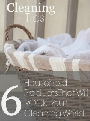 6-Household-Products-that-Will-ROCK-Your-Cleaning-World-
