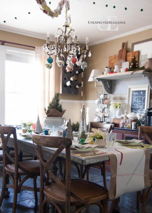 House Tour Christmas 2013 from Unexpected Elegance