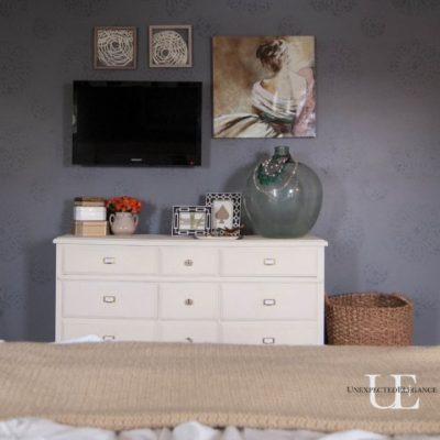 New Dresser for Our Master Bedroom!!