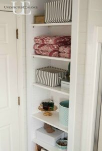 DIY Built-in Shelving for Storage-1-5