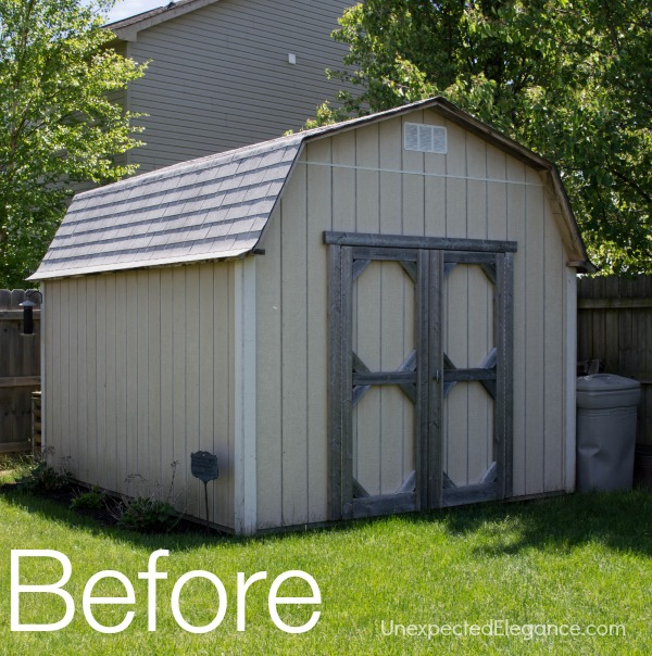 (fast and easy) shed plans