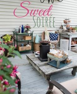 Sweet Soiree Twix Party