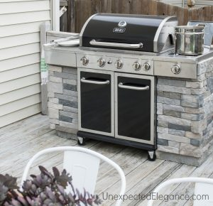 DIY Grill Station using ProBond Advanced