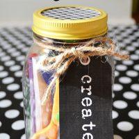 Creative Jar Pin