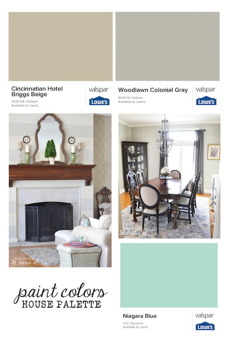 Choosing Paint Colors House Palette Unexpected Elegance