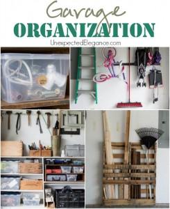 Garage Organization 101