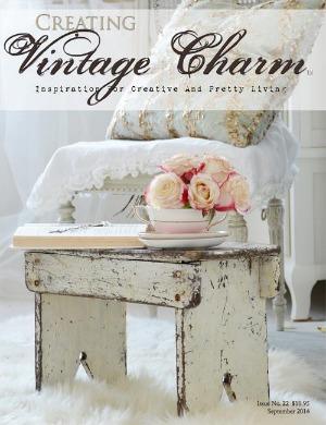 Creating Vintage Charm Mag