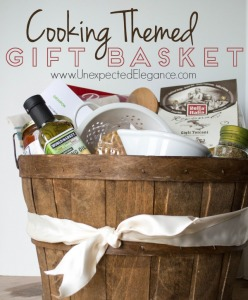 The Perfect Gift for the Cook In Your Life | Cooking Themed Gift Basket
