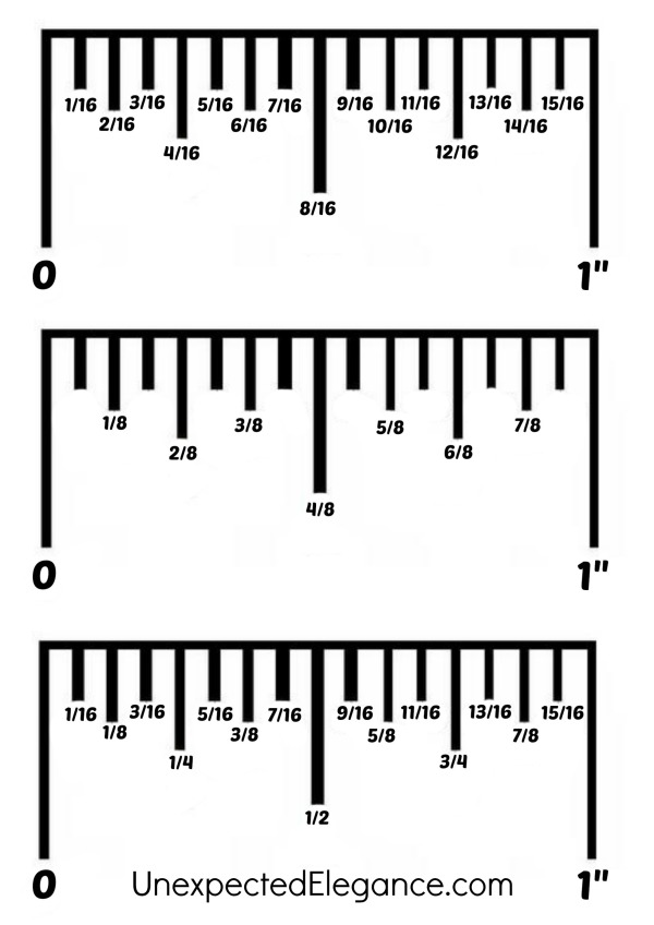 Reading A Metric Tape Measure Images