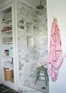 DIY Shower Renovation {Using an AMAZING System}