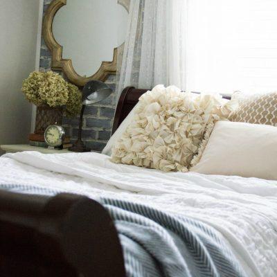 Guest Bedroom Loft-Inspired Makeover