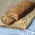Banana Bread with Einkorn flour