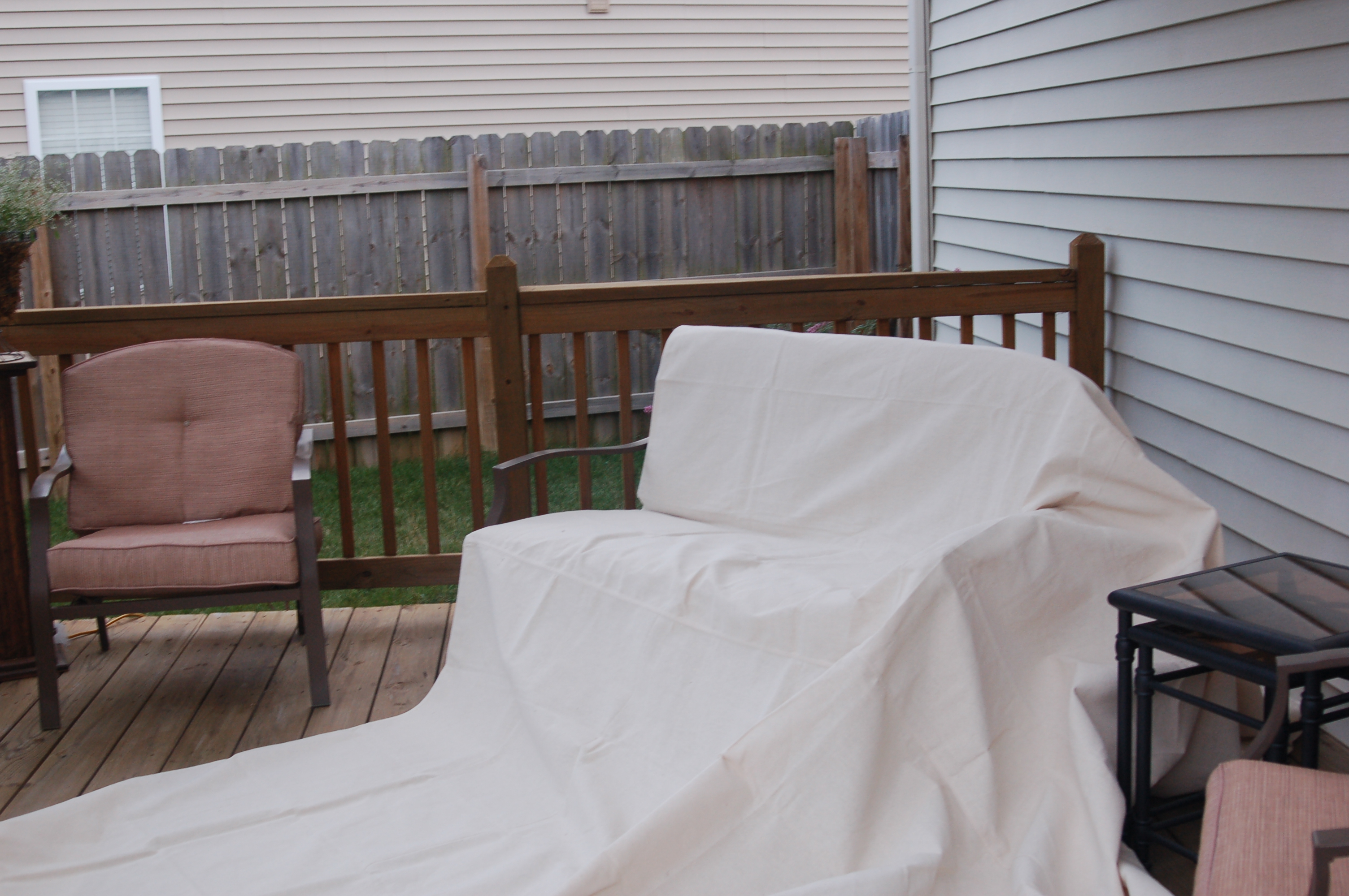 Outdoor Furniture Slip Cover