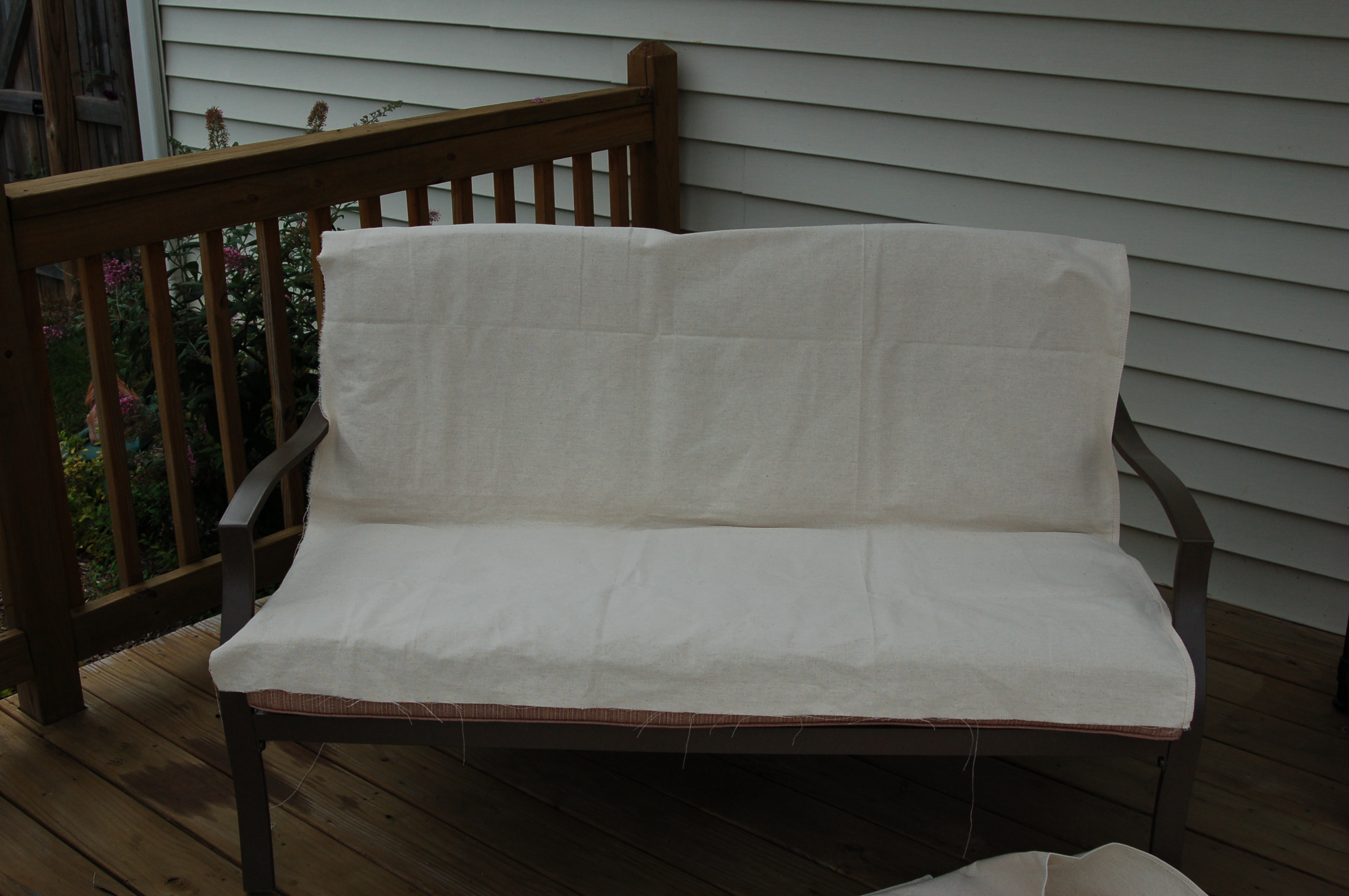 REPOST Outdoor Furniture Slipcover Unexpected Elegance