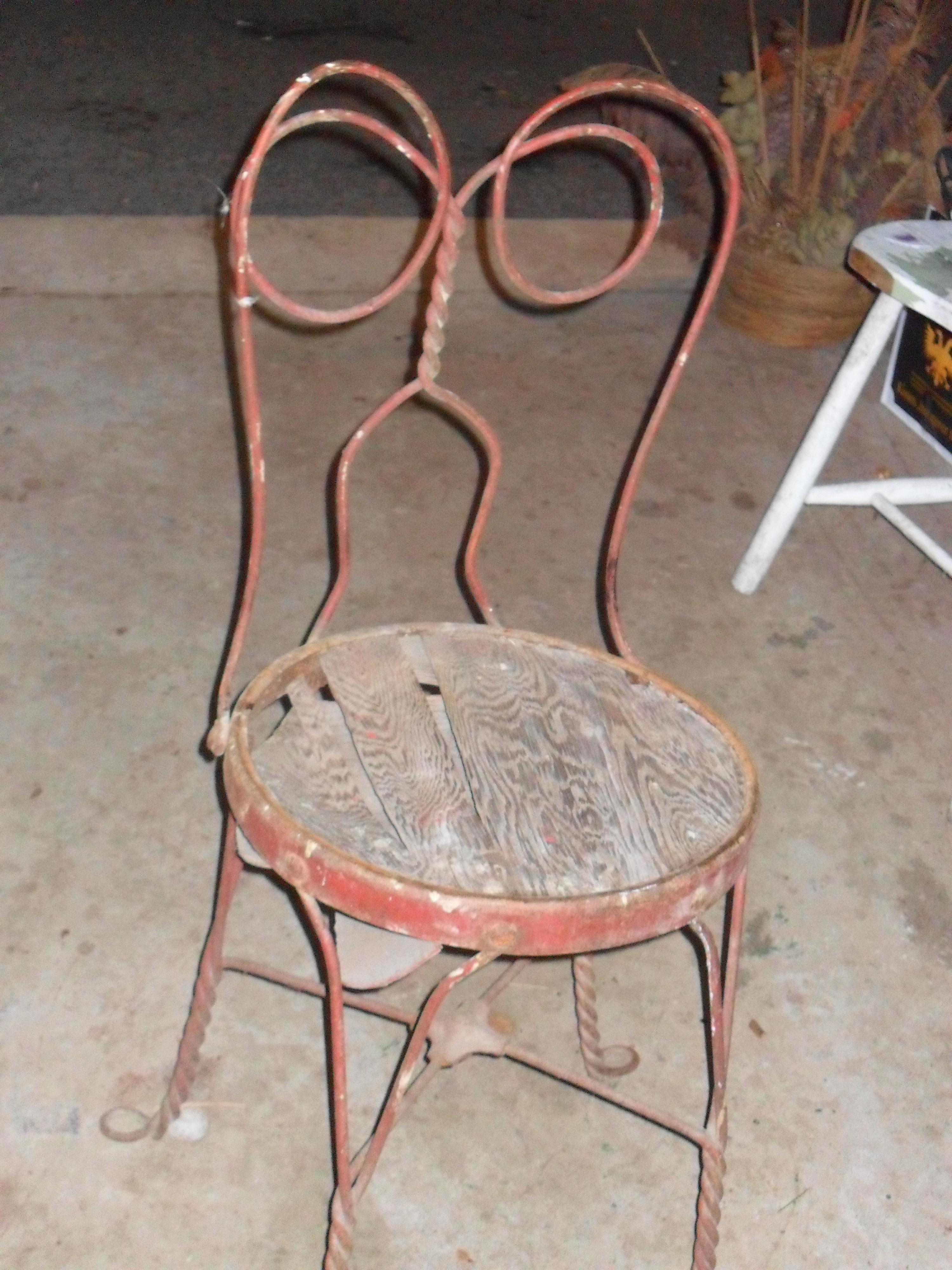 Chair or Bulletin Board?