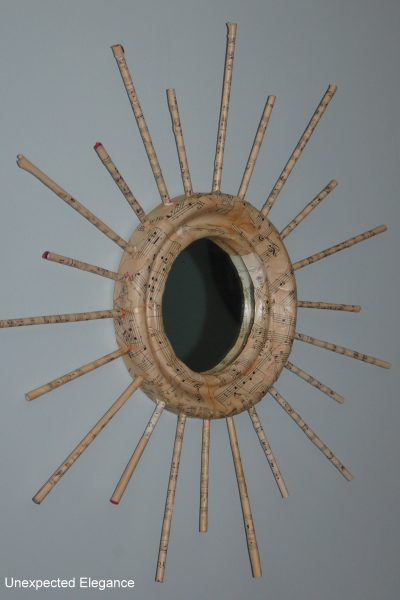 Starburst Mirror Tutorial