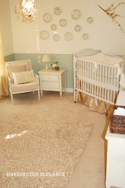 The Nursery Project is FINISHED!