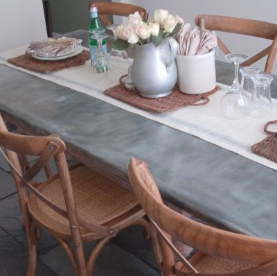 dining room makeover details