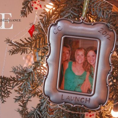 DIY Engraved Ornament Tutorial