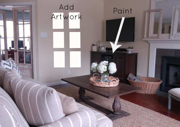 Plans for Living Room