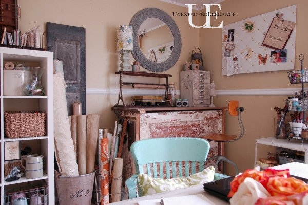 Crafting Supply Organization at Unexpected Elegance