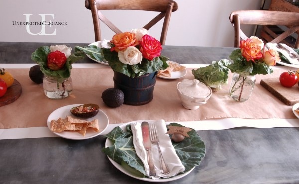 Entertaining with Avocados at Unexpected Elegance
