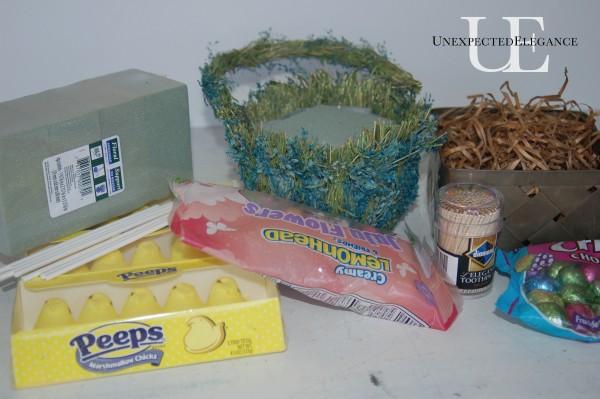 Peep Basket Supplies