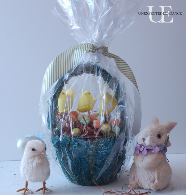 Peep Gift Basket from Unexpected Elegance