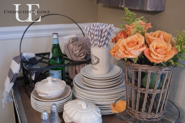 Industrial Cart turned Serving Cart via Unexpected Elegance (1 of 1)-12