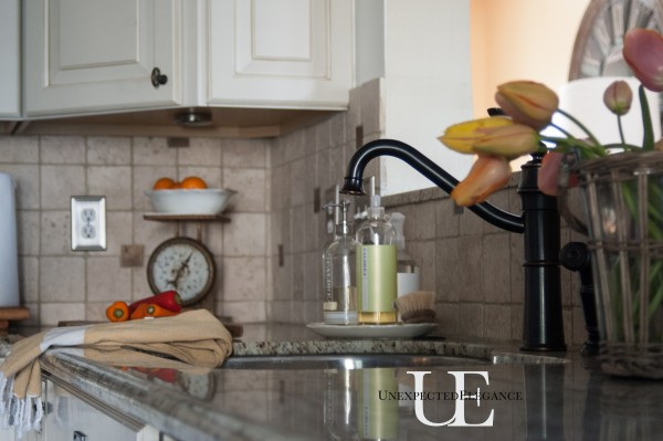 New Kitchen Faucet at Unexpected Elegance blog