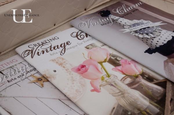 Creating Vintage Charm Magazine (1 of 1)