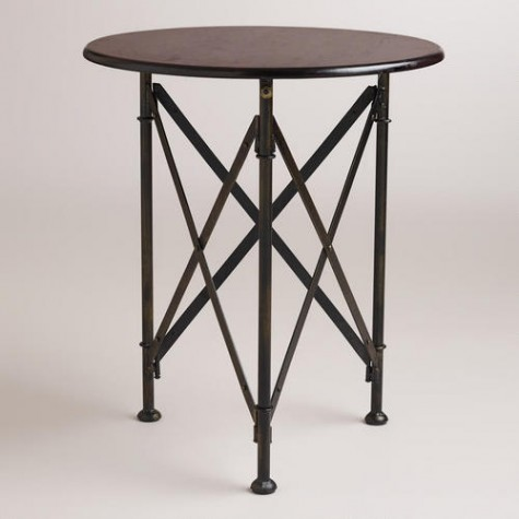 World Market Accent Table